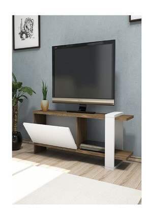 White Walnut Gaye Tv Unit PUGA2208