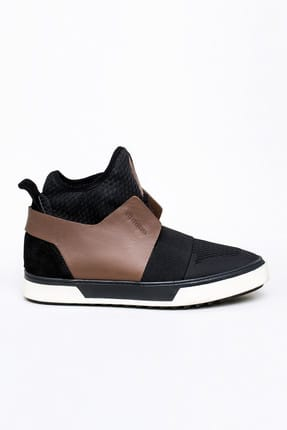 Men's Black Sneaker - A82Y8003