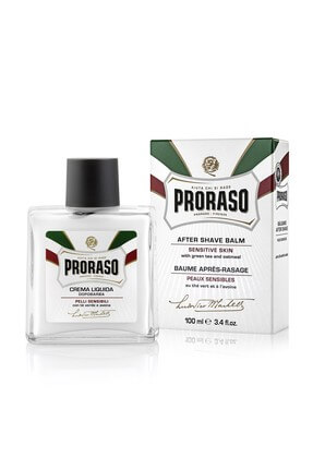 After Shave Balm Green Tea & Oat Extract 100 ml 8004395001071