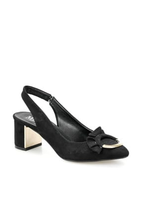 Black Women's Classic Heels Shoes 000000000100383219