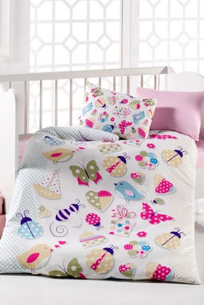 Baby Bedding Set Organic Cotton | Ladybug 152-11-20000150