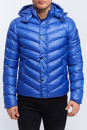Male Saks Inflatable Coats - A82Y6082