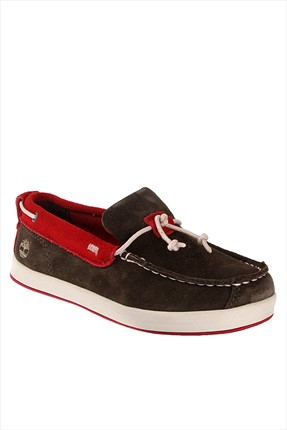 Genuine Leather Brown Children's Shoes 1Flower2015064