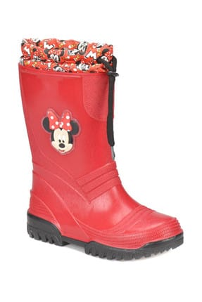 Red Girls Boots & Bootie 000000000100337826