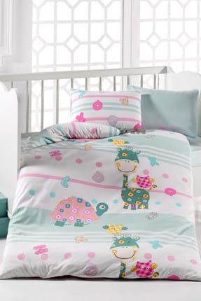 Baby Duvet Cover Set 100% Cotton | Caretta 152-99-20000152
